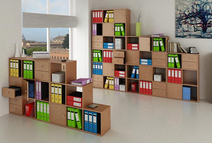 Bookcases Maxicolor Artexport
